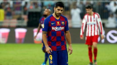 Luis Suárez será operado y estará entre 4 y 6 semanas de baja