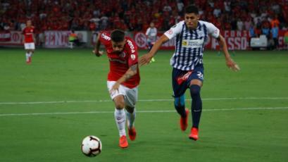 CONMEBOL Libertadores: Alianza Lima cayó en su visita al Internacional
