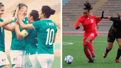 Lima 2019: México y Costa Rica triunfan en la primera jornada del fútbol femenino