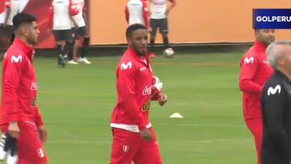 Selección Peruana: los 23 convocados se entrenan en La Videna