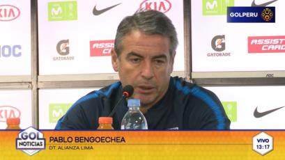 """Pablo Bengoechea: """"Tenemos la obligación de reponernos en el Apertura"""""""