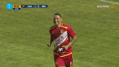 Sport Huancayo 2-0 Sport Boys