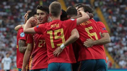 España superó a Alemania y se coronó como campeón del Europeo Sub 21