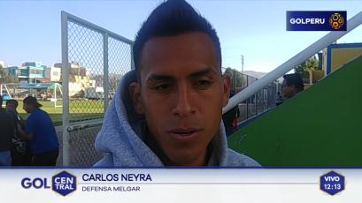 """Carlos Neyra: """"Los errores nos costaron el empate ante UTC"""""""