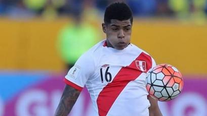 """Wilder Cartagena: """"El grupo siempre busca mejorar en estos amistosos"""""""