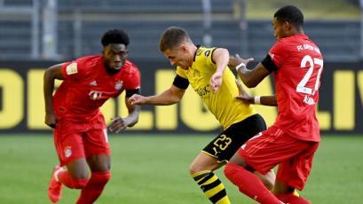 Bundesliga: las impresionantes cifras de la temporada tras jugarse la fecha 28