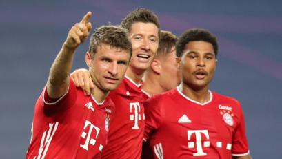 Champions League: Bayern Munich superó al Lyon y clasificó a la gran final