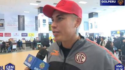 """Jean Deza: """"Estoy concentrado en hacer bien las cosas en UTC, la selección va a llegar sola"""""""