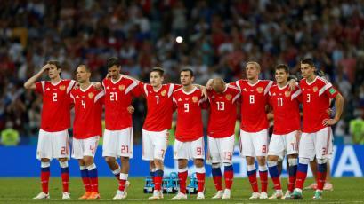 Rusia se quedó fuera del Mundial Qatar 2022
