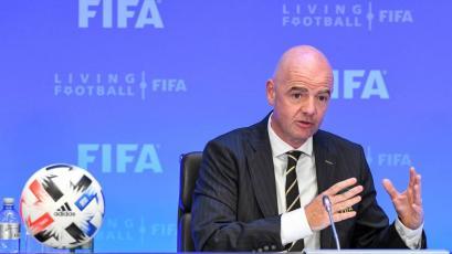 FIFA anunció nuevo plan de apoyo COVID-19 y calendario de cara al Mundial Qatar 2022