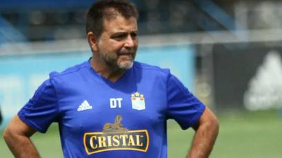 Sporting Cristal: Claudio Vivas dejó de ser técnico de los celestes