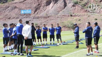 Real Garcilaso inició su pretemporada pensando en la Copa Libertadores