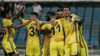Champions League: Gustavo Dulanto anotó y el FC Sheriff Tiraspol avanzó a la tercera ronda clasificatoria (VIDEO)