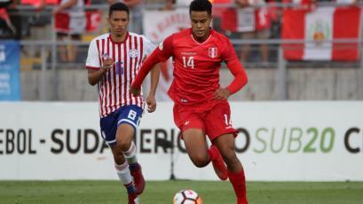 Sudamericano Sub 20: Paraguay se lleva el triunfo ante Perú