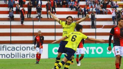 Deportivo Municipal goleó 4-0 a Melgar