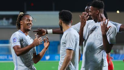 André Carrillo anotó en triunfo del Al-Hilal por la Champions League de Asia (VIDEO)
