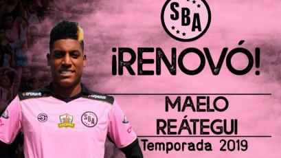 Sport Boys: Maelo Reátegui se queda una temporada más