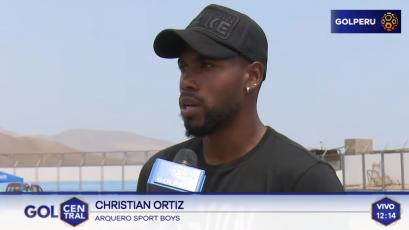 Christian Ortiz: