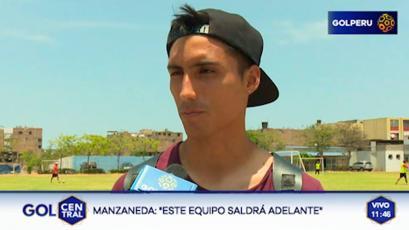 """José Manzaneda: """"Que no se diga que estamos muertos porque esto recién empieza"""""""