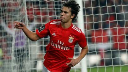 Benfica pide 120 millones de euros por Joao Félix