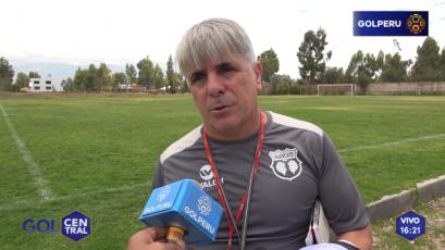 """Marcelo Grioni: """"Hemos armado un plantel con jugadores de experiencia"""""""
