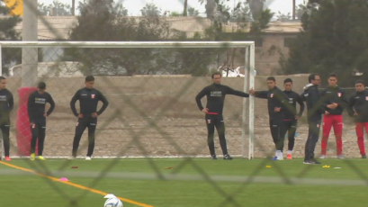 Juegos Panamericanos: Selección Peruana Sub-23 afina detalles para su debut ante Uruguay (VIDEO)
