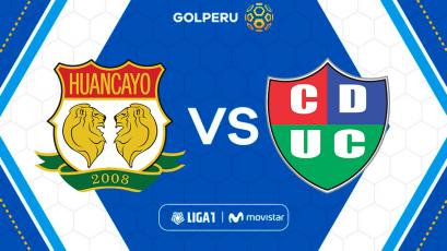 Sport Huancayo recibe a Unión Comercio en el cierre de la fecha 15