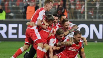 Bundesliga: Unión Berlín ascendió por primera vez en sus 112 años