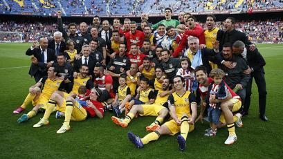 LaLiga: la estupenda campaña del Atlético de Madrid campeón en 2013-2014