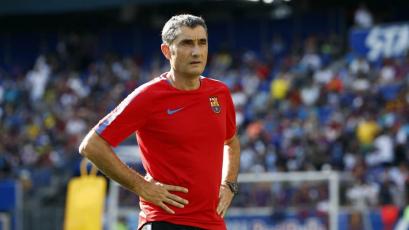 Barcelona: un repaso de los números de Ernesto Valverde en el club