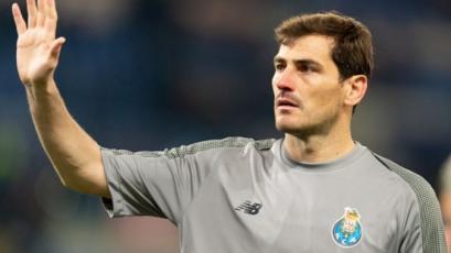 Iker Casillas le pone pausa a su carrera mientras se recupera de sus problemas cardíacos