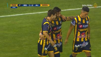 EN VIVO por GOLPERU: Sport Rosario 3-2 Alianza Lima