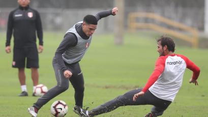 Selección Peruana Sub-23 sigue fortaleciéndose de cara a los Juegos Panamericanos Lima 2019