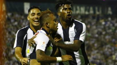 Alianza Lima volvió al triunfo ante Deportivo Municipal gracias a un golazo de Joazhiño Arroé (VIDEO)