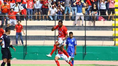 Cienciano remontó y venció a Santos F.C