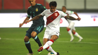 Clasificatorias Sudamericanas: Perú no pudo como local y cayó 2-0 ante Argentina