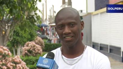 """Jhoel Herrera: """"Estoy feliz de volver a Real Garcilaso"""""""