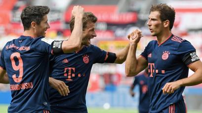 Bundesliga: Bayern Munich podría ser campeón esta semana, sumando su octavo título consecutivo