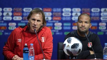 """Ricardo Gareca: """"El equipo se ha ido superando partido a partido"""""""