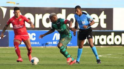 Liga1 Betsson: Sport Huancayo y Alianza Lima empataron sin goles por la fecha 4 (VIDEO)