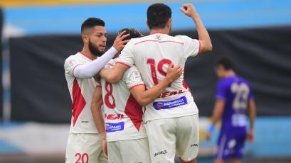 Copa Bicentenario: UTC triunfó 1-0 ante Comerciantes Unidos y clasificó a octavos de final (VIDEO)