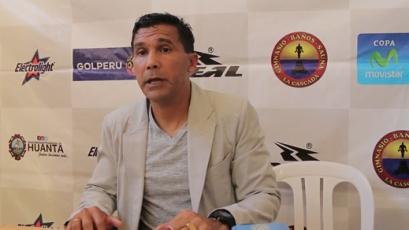 """Duilio Cisneros: """"No tengo la capacidad de reanimar a mis jugadores"""""""