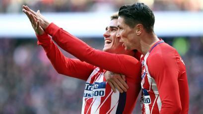 Atlético de Madrid sigue firme como escolta del Barcelona