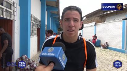 """Adrián Ugarriza: """"Queremos pelear el Apertura"""""""