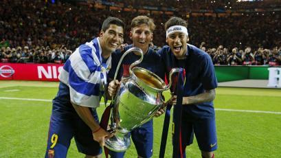 Barcelona: Lionel Messi ganó hace 5 años su cuarta Champions League