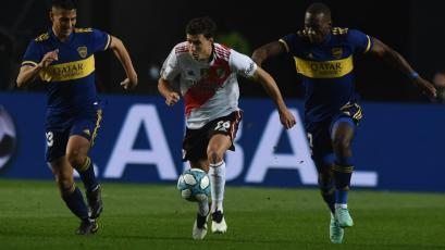 Copa Argentina: Boca Juniors eliminó a River Plate y pasó a cuartos de final con Luis Advíncula y Carlos Zambrano
