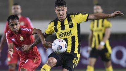 Copa Sudamericana: Sport Huancayo empató 0-0 ante Peñarol por la sexta fecha del grupo E