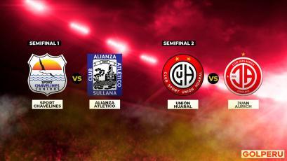 Liga2: esta es la programación oficial de las semifinales y la gran final