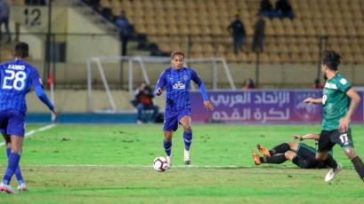 Con André Carrillo, Al Hilal avanzó en la Copa Árabe