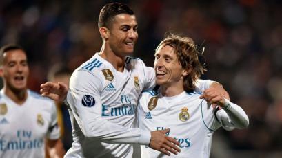 Real Madrid golea en Chipre y se mete a los octavos de final de la Champions League
